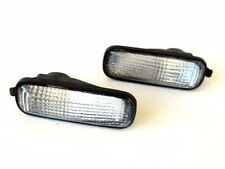 HONDA CIVIC CRV LEGEND HRV PRELUDE SIDE WING INDICATOR SET REPEATER CLEAR PAIR