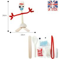 FORKY TOY STORY 4 MAKE YOUR OWN KIT IDEAL PRESENT OR PARTY BAG FILLER TOYS GIFTS