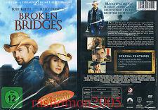 DVD R2 BROKEN BRIDGES (2006) Kelly Preston Toby Keith Burt Reynolds Region 2 NEW