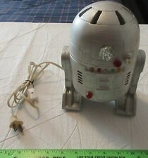 VINTAGE 1970s R2D2 ceramic lamp IMPOSSIBLE TO FIND Original owner Star Wars L@@K