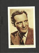 Nostalgia Postcard Actor Trevor Howard 1916-1988