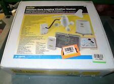General Tools WS831DL, Wireless Data Logging Weather Station N.O.S.