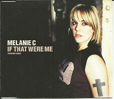Spice Girls MELANIE C BRYAN ADAMS If That ACOUSTIC & LIVE & VIDEO CD single MEL
