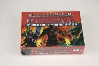 Jason Tagmire's Maximum Throwdown Card Game by AEG - New Sealed