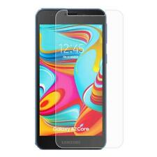 For Samsung Galaxy A2 Core A260F New Clear Tempered Glass Screen Guard Pack Of 2
