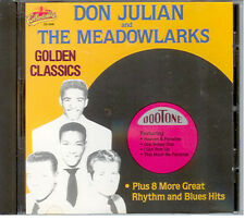 DON JULIAN AND THE MEADOWLARKS - CD - Golden Classics - BRAND NEW