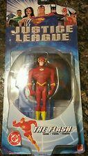 DC Comic's Flash Justice League action figure