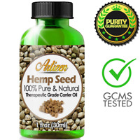 Premium Hemp Oil Drops for Pain Relief, Stress, Anxiety, Sleep (PURE, NATURAL)