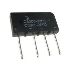Brückengleichrichter 250V 5A B250C5000 Gleichrichter B250C5000-3300 082634