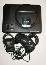 SEGA Mega Drive Retro-Spielkonsole 1601-08 PAL komplett