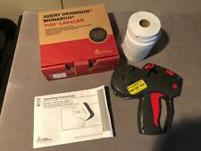 Monarch 1130 Series Label Maker Price Gun w/ Extra Ink & Labels Barely Used