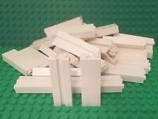 Lego X24 New White 1x2x5 Brick W/ Groove / Garage Support / Wall Columns Pillar