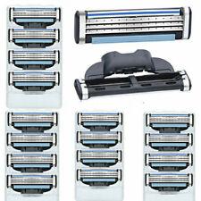 US Replacment for Gillette MACH 3 Male Razor Blades Cartridges Refill 16pcs