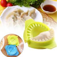 Dumpling Dough Tool Mould Mold Press Turnover Cutter Gadget Easy Kitchen Maker
