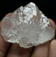 Transparent Quartz Crystal with interesting formation from skardu, Pakistan.