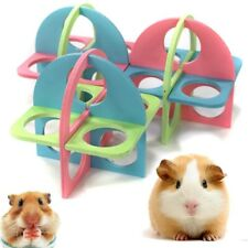 Hamster Ladder Exercise Fitness Toys Climb Sport Small Pets Cage Funny Toy Plsei