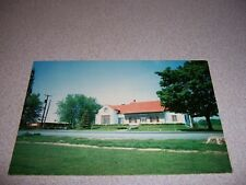 1960s THE GOLF CLUB SAINT-JEAN QUEBEC CANADA VTG POSTCARD