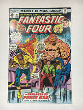 Fantastic Four #168 F+  Marvel Comic 1976