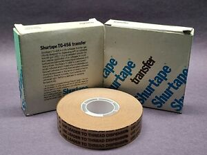 SHURTAPE TG-456 Transfer Tape 19mmx33mm use in ATG - 2 rolls