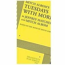 Mitch Albom's Tuesdays with Morrie-ExLibrary