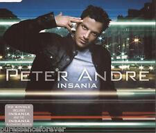 PETER ANDRE - Insania (UK 2 Track CD Single)