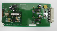 PCB Stepper Motor Driver CHP; 605-017016-100, mycom Inc. sd215