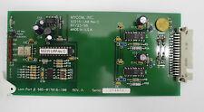PCB Stepper Motor Driver CHP; 605-017016-100, Mycom Inc. SD215