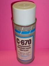 FEL-PRO C-670 MOLYBDENUM DISULFIDE PASTE LUBRICANT, #51050, 12-oz.