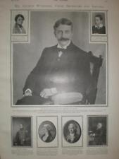 Photo George Wyndham Chief Secretary Ireland 1901