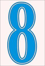 Número Camiseta Fútbol Para Solo £1 (Por Dígitos)) Hierro O Vinilo Plancha Calor