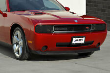 08-14 Dodge Challenger GTS Smoke Acrylic Headlight Covers Protection Pr GT0161S