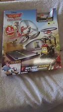 Disney Planes Fire & Rescue - Riplash Flyers Playset - - New! (L 12)