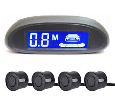 4 Car Automatic Reversing Sensors With Buzzer Detector & Parking Radar Monitor