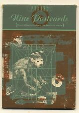 Pixies - Nine Postcards (1989 Vaughan Oliver 4AD / V23 Set. PAD 905)