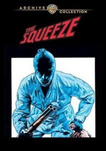The Squeeze. Warner Archive Collection DVD