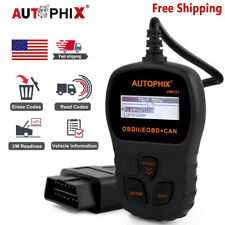 Automotive OBD2 Code Reader Check Engine MIL VIN Fault Code Diagnostic Scanner