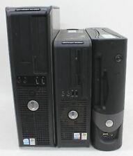 DELL OptiPlex GX280 GX520 Pentium 4 2.8GHz 512MB/1GB No HDD Computers Job Lot 3x