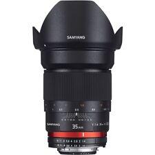 Samyang 35mm/1,4 Objektiv DSLR Sony E
