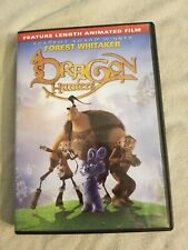 Dragon Hunters WIDESCREEN VERS. DVD 2008 Forest Whitaker
