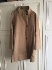 Jaeger 16 Camel Brown Coat, New, Fab!