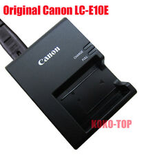 Genuine Canon LC-E10E Charger For EOS 1300D 1500D X70 X80 X90 Rebel T3 T5 T6 T7