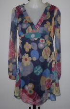 ARCADIA ESSENTIAL Size (US) L Aust (8-10) Pretty Empire Line Dress