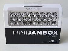 MINI JAMBOX - Silver Dot... Wireless Speaker & Speakerphone... NEW!