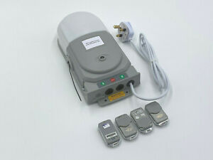 Neco Essati Remote Control System Shutters with 4 Remotes