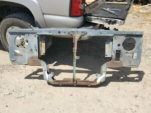 87 88 89 90 91 Ford truck F250 F350 xlt 6.9 7.3 Diesel radiatior core support