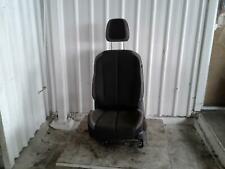 HOLDEN COLORADO 2018 Front Seat LH FRONT, RG, CLOTH, AIRBAG TYPE, 01/12-