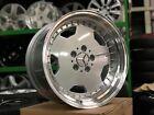 New 17 inch Staggered OZ Aero Classic Design Wheel (Set of 4) Mercedes Silver