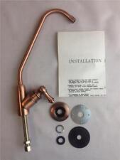 * Cucina Acqua Faucet 9600-35-AC Antique Copper Brushed 1 Handle Cold Water