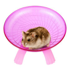 1Pc Plastic Safe Hamster Exercise Wheel for Fun Playing