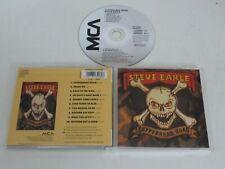 STEVE EARLE/COPPERHEAD ROAD(MCA MCD03426) CD ALBUM